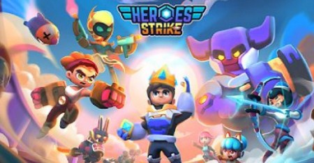 Download Heroes Strike Offline Mod Apk
