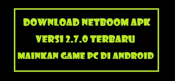 Netboom Apk