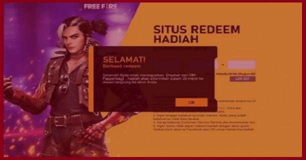 FFESPORTS3MU Kode Redeem FF