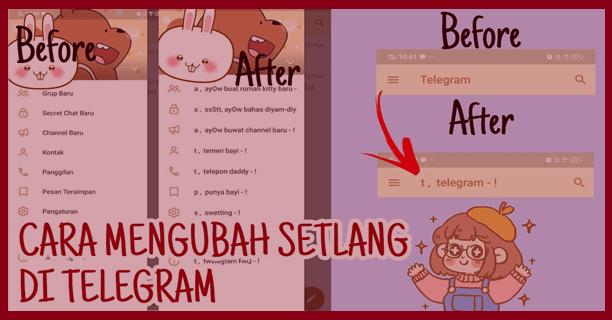Setlang Telegram