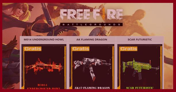 Skrip Phising Free Fire