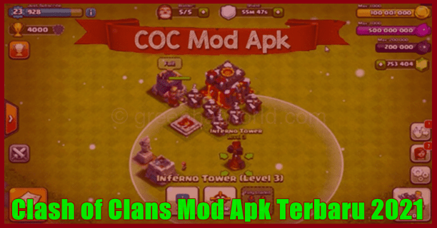 COC Mod Apk