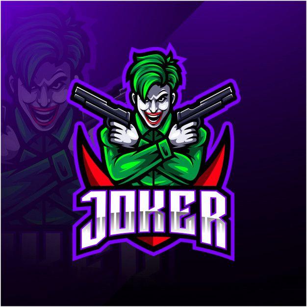 Gambar Logo FF Joker