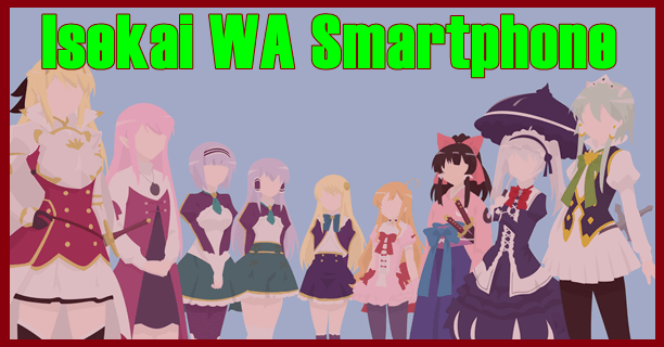 Isekai WA Smartphone Season 2