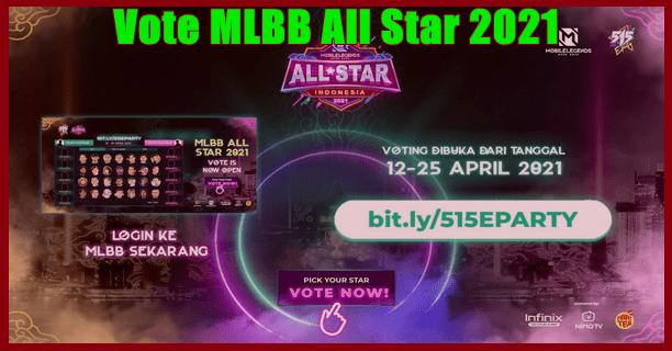 Vote MLBB All Star