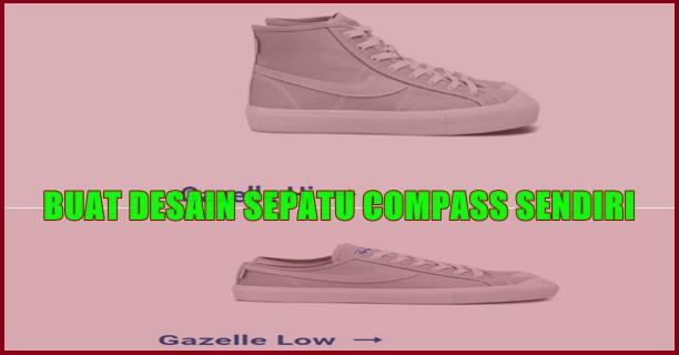 Xpresi Sepatucompass com, Dapatkan Hadiah 5 Juta