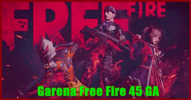 Garena Free Fire 45 GA