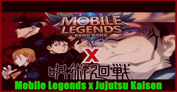 Mobile Legends x Jujutsu Kaisen