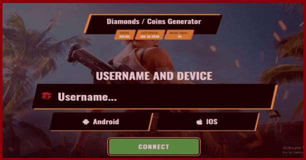 Situs Generator FF