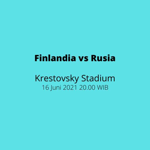 Krestovsky Stadium - Finlandia vs Rusia