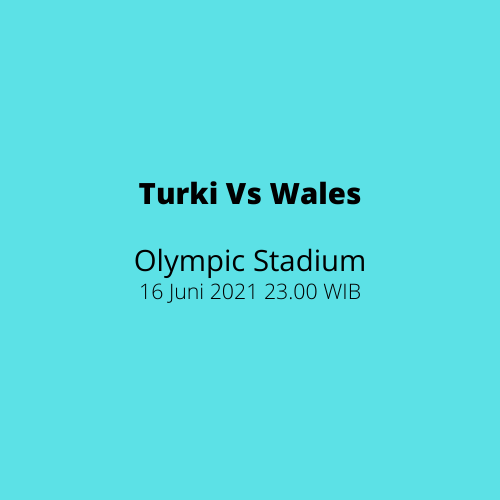 Olympic Stadium - Turki vs Wales