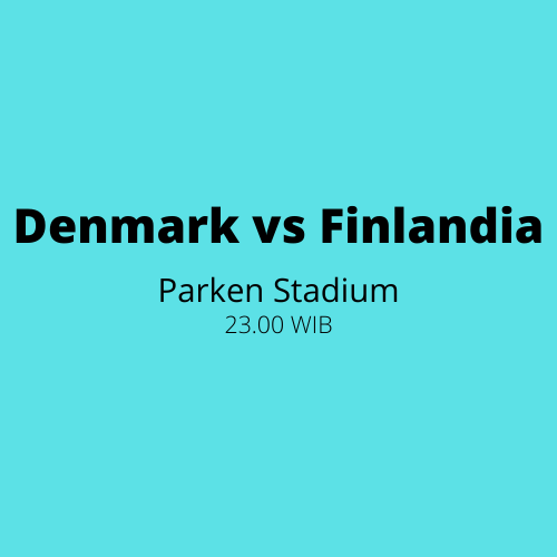 Parken Stadium: Denmark vs Finlandia