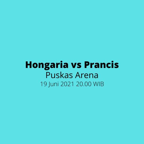 Puskas Arena - Hungaria Prancis