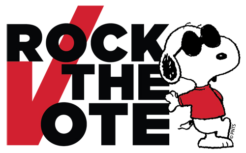Image result for Snoopy voting