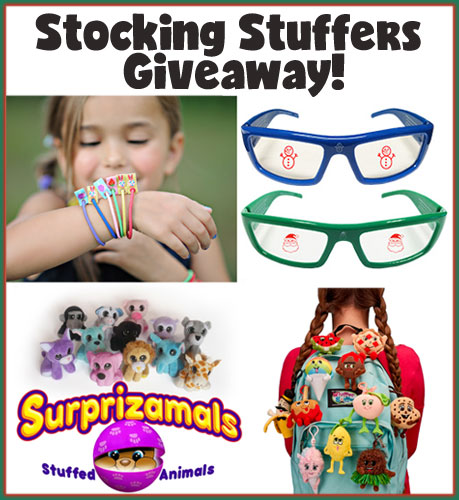 Stocking Stuffers for Kids Giveaway