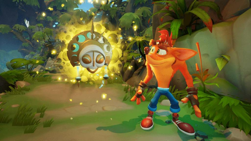 Crash Bandicoot 4: It's About Time screenshot 2