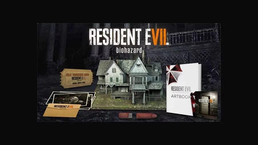 Prenotabile Sul Sito GameStop La Collectors Edition Di Resident Evil 7 Gamepare