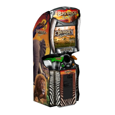 Big Buck Hunter Safari Hunting Game