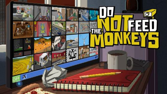Resultado de imagen de do not feed the monkeys