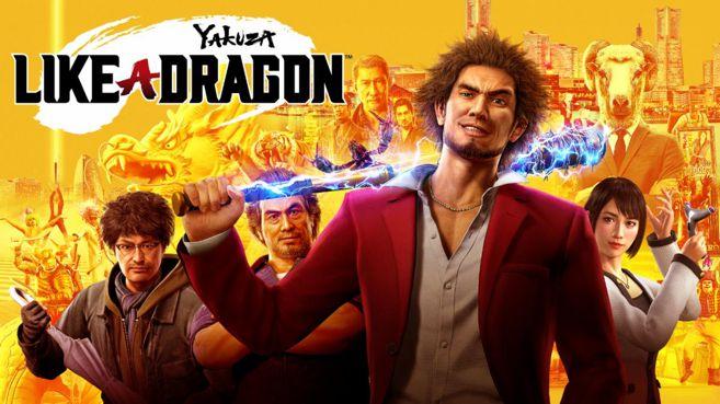 Yakuza: Like a Dragon jetzt auf Xbox Series X | verfügbar  S, Xbox One, Windows 10, PlayStation 4 und Steam