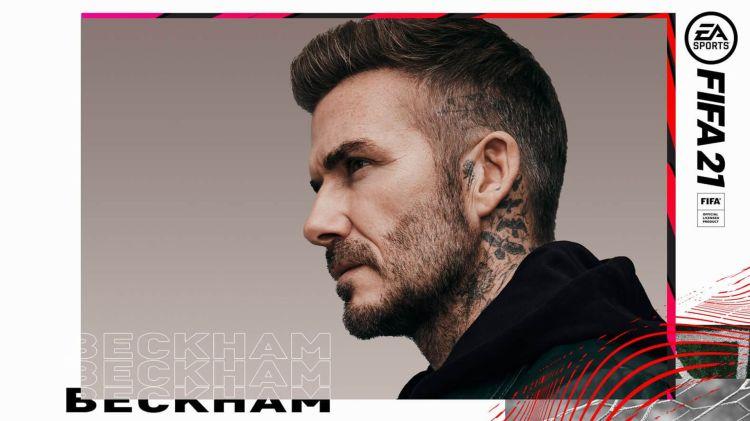David Beckham kehrt als Botschafter für die neueste Ausgabe des FIFA 21-Videospiels zu EA Sports zurück