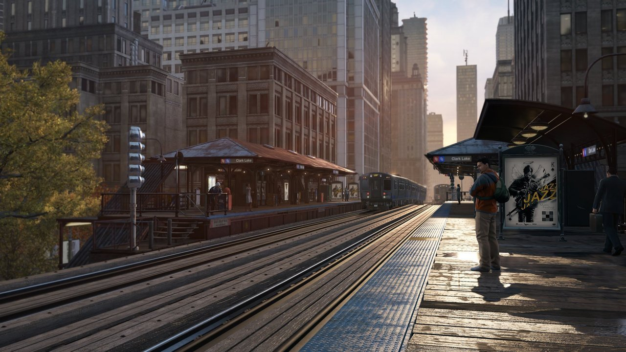 New Watch Dogs Screenshots Shows Stunning Character And Colorful Environment Details