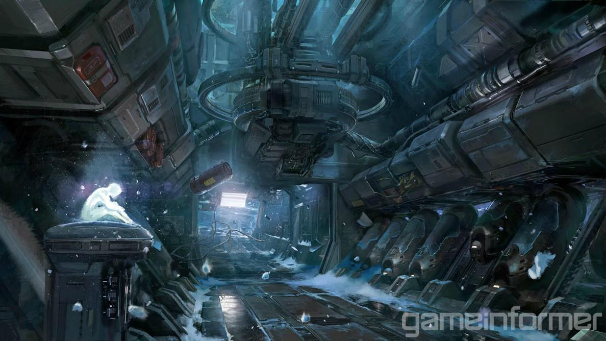 Jaw Dropping New Halo 4 Screenshots From GameInformer Magazine
