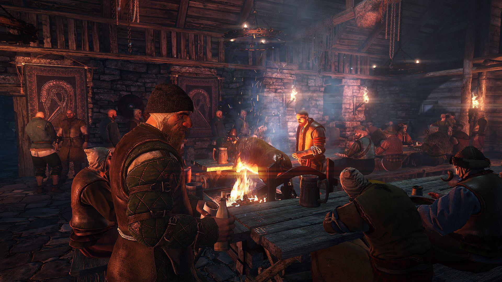 First Official The Witcher 3 Wild Hunt Screenshots Released