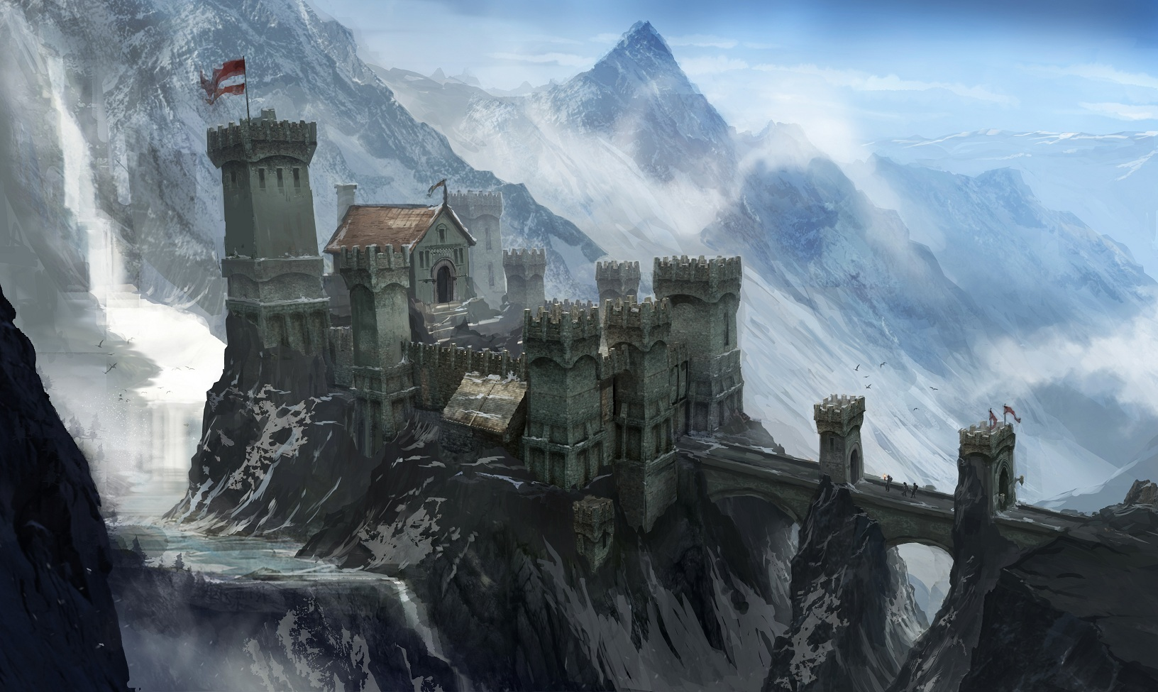New Dragon Age III Inquisition details and concept art revealed