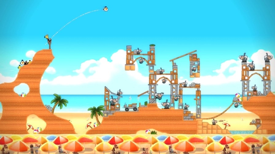 First Angry Birds Trilogy Screenshots Released Looks Stunning