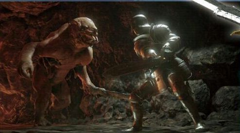 PS4 Exclusive Deep Down Gets New Screens Via Famitsu Show Armor Monsters And More