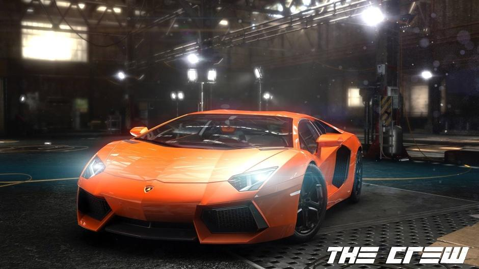 Ubisofts The Crew Gets 10 New Screenshots Shows Cars