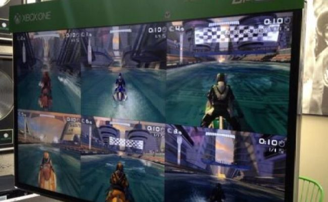 Riptide Gp 2 Announced For Xbox One Six Player Split