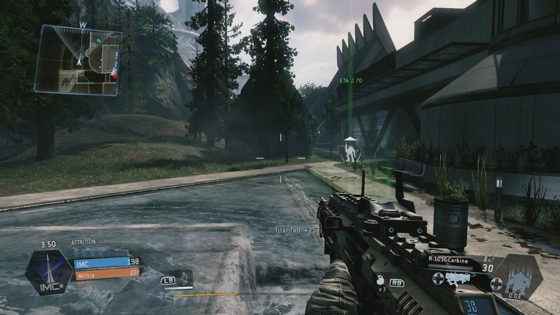 Titanfall Xbox One Direct Feed Screenshots Leaked Pixel