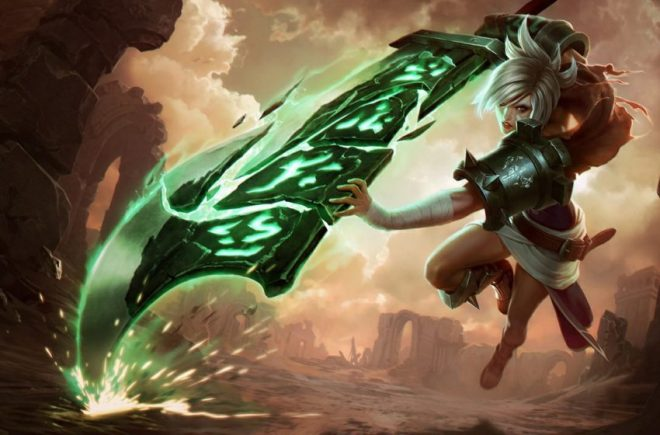 league of legends season 10 champion guide: riven tips and