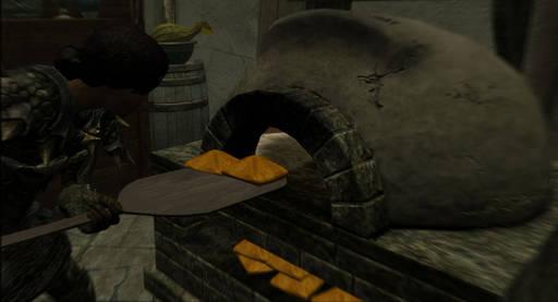 Elder Scrolls V: Skyrim, The - Hearthfire: วิธีการสร้างบ้านใน Skyrima (Hyde)
