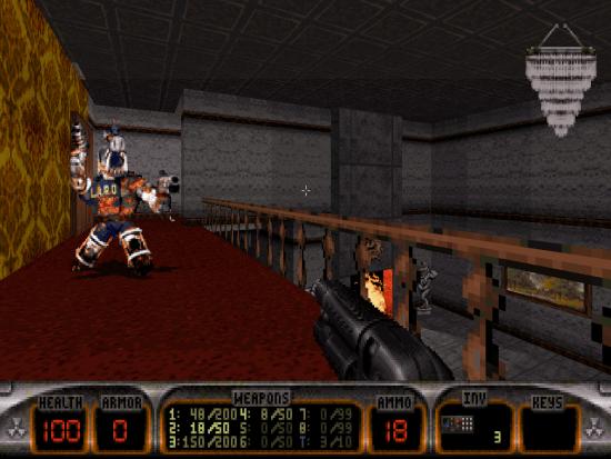 Duke Nukem : Total Meltdown