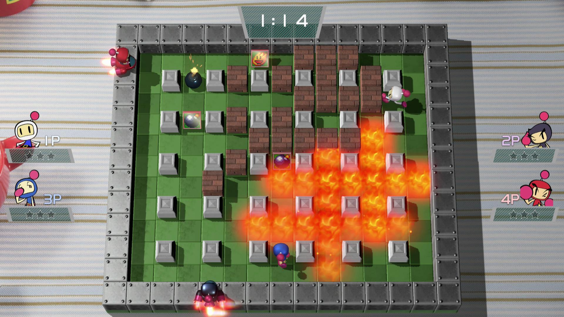 Image result for super bomberman r 1920x1080 screenshots