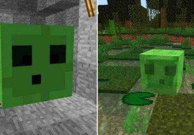 Minecraft'ta Slime Nerede Bulunur ve Neden Yapmanız Gerekir?