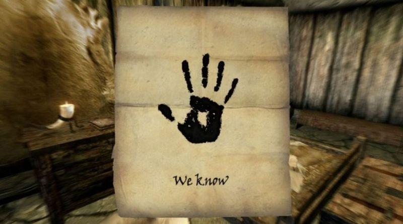 Skyrim oyuncuları, başarısız bir Dark Brotherhood suikastının gizemini açıklıyor