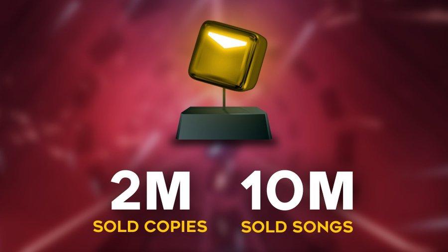 《節奏光劍》已經售出超過200萬套囉! - Beat Saber - Gamereactor