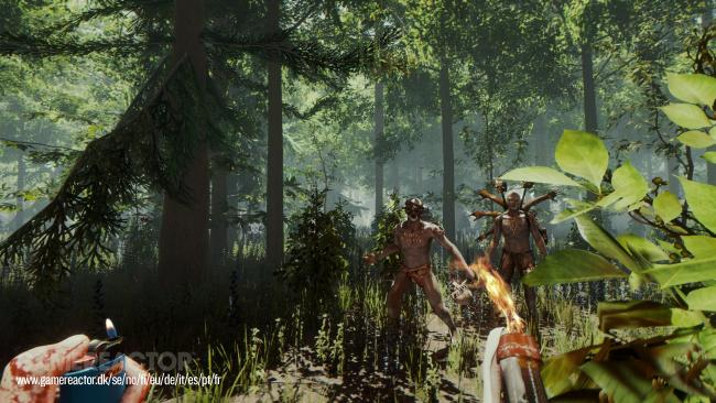 The service offers information about the song and musician, as well as a link to purchase. The Forest Review Gamereactor