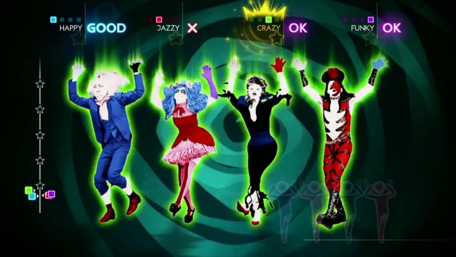 Just Dance 4 Halloween Thrills Time Warp Trailer