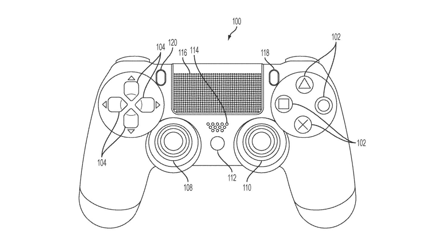 Sony Fa Richiesta Di Un Brevetto Per Un Controller Touch