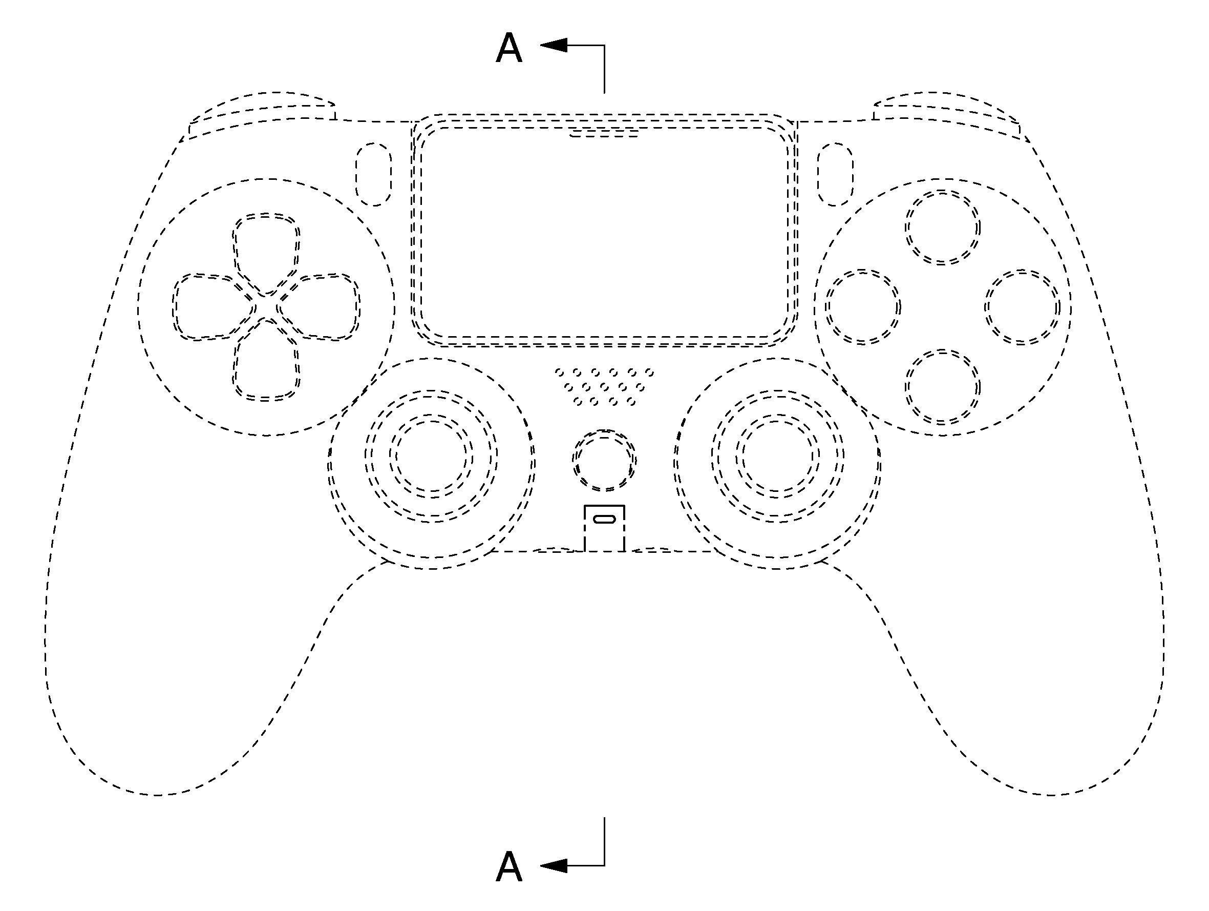 Er dette PlayStation 5s DualShock 5-kontroller