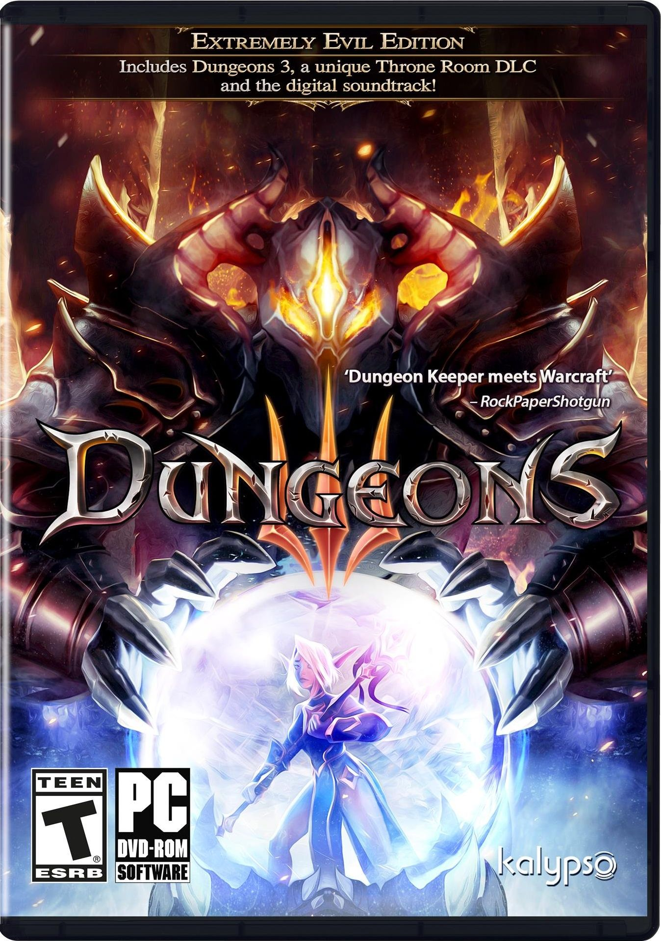 Dungeons 3 Release Date PC Xbox One PS4