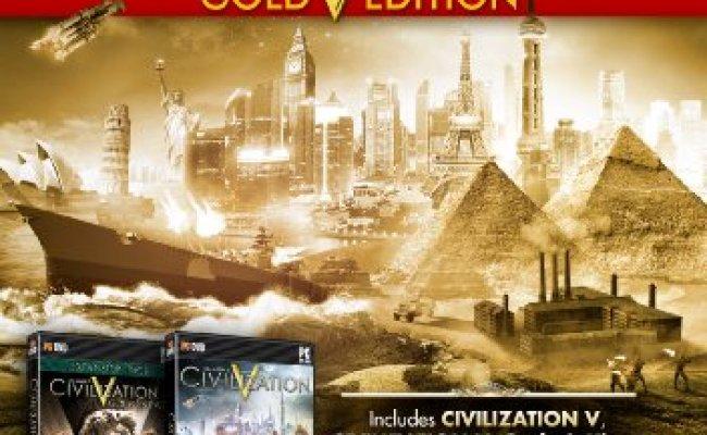 Sid Meier S Civilization V Gold Edition Release Date Pc