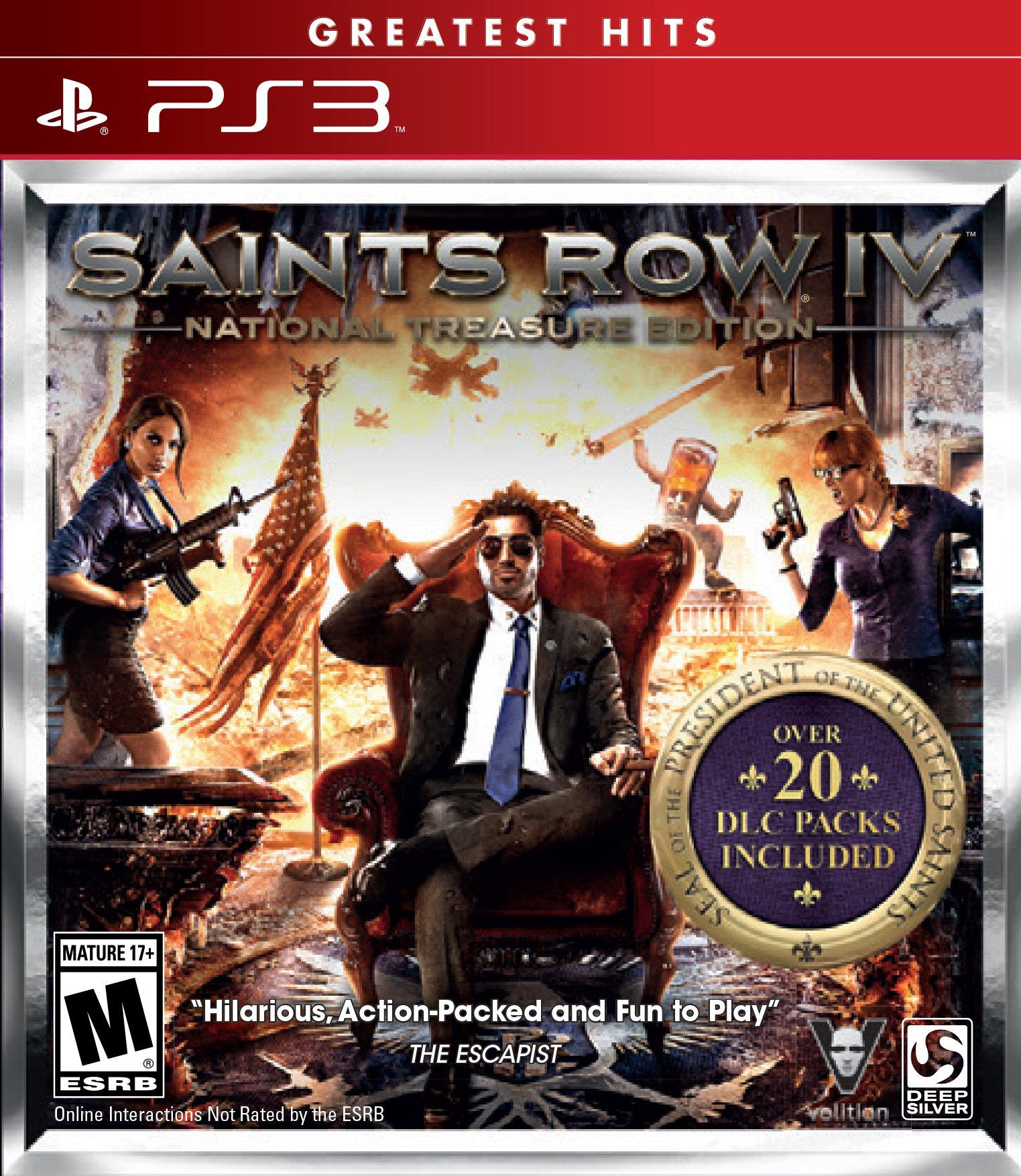 Saints Row IV National Treasure Release Date Xbox 360