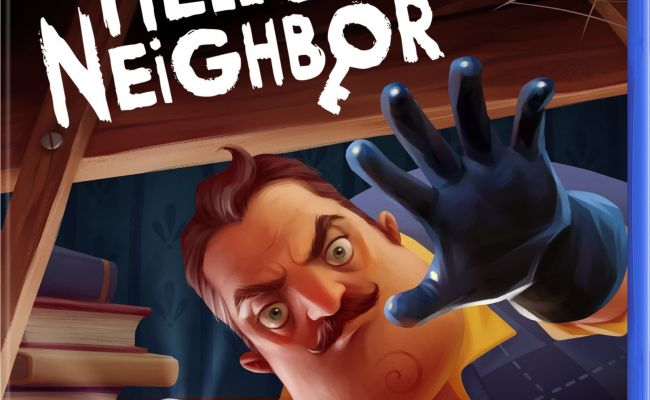 Hello Neighbor Release Date Ps4 Xbox One