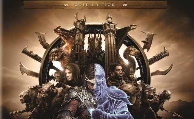 Middle Earth Shadow Of War Gold Edition Release Date